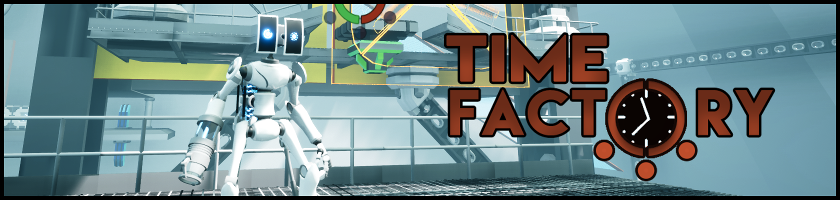 Time Factory Banner